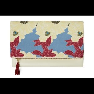 Clutch NEW Rachel Pally Reversible -free offer-